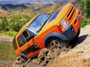 Off Road Passenger Jeep Drive