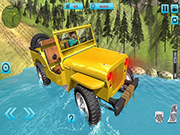 Offroad Jeep Driving 3D : Real Jeep Adventure 2019