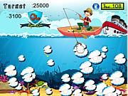 Pearl Hun in Sea