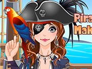 Pirate Girl Make Up