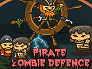 Pirate Zombie Defence