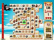 Pirates Of The Sea Mahjong