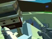 Pixel Arena Game FPS