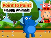 Point to Point Happy Animals