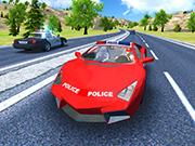 Police Car Stunt Driver