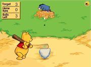 Pooh Baseball Match