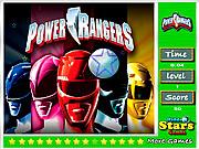 Power Rangers Hidden Stars