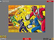 Power Rangers Puzzle