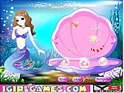 Pretty Mermaid Princess