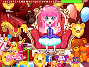 Princess and Toys Hidden Letters