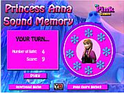 Princess Anna Sound Memory