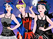 Princesses Halloween Selfie Like