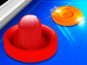 Play Realistic Air Hockey