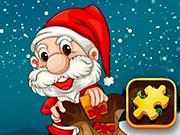 Santa Claus Puzzle Time