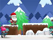 Santa vs Zombie