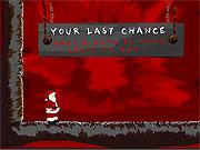 Santa In Hell