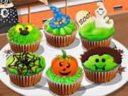Sara\'s Cooking Class: Halloween Cupcakes