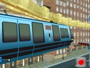 Sky Train Simulator : Elevated Train Driving Game