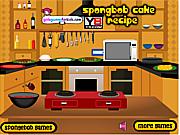Spongebob Cake Recipe