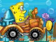SpongeBob Tractor