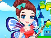 Spring Music Fairy