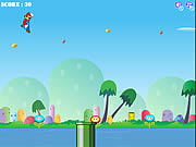 Mario Tricky Stunt Game