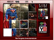 Superman Image Slide