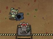 Teddy Bear Zombie Grenades