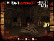 The Hills Have Eyes - Mutant Massacre