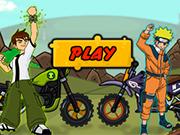 Toon Heroes Super Racing