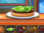 Top Burger Cooking