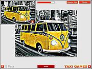 VW Camper Taxi