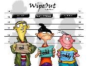 Wipeout with Ed Edd n Eddy