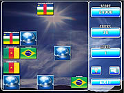 World Flag Memory-3